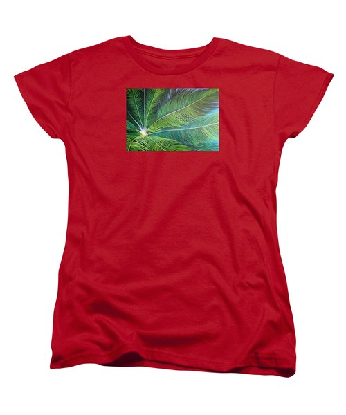 Half A World Away Women's T-Shirt (Standard Cut)