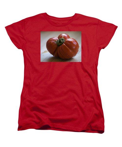 Women's T-Shirt (Standard Cut) featuring the photograph Heirloomage by Joe Schofield