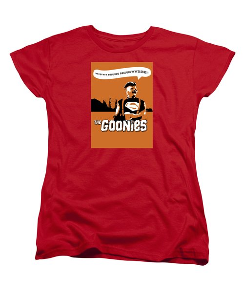 Hey You Guys Women's T-Shirt (Standard Cut) by Jean Haynes