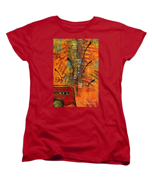 His Vase Women's T-Shirt (Standard Cut) by Angela L Walker