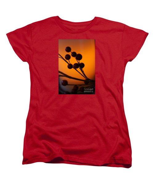 Holiday Warmth 3 Women's T-Shirt (Standard Cut) by Linda Shafer