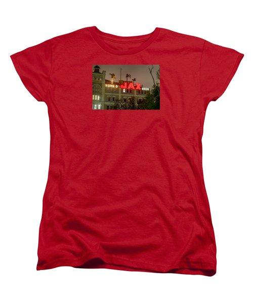 Women's T-Shirt (Standard Cut) featuring the photograph Home Of Jax by Tim Stanley