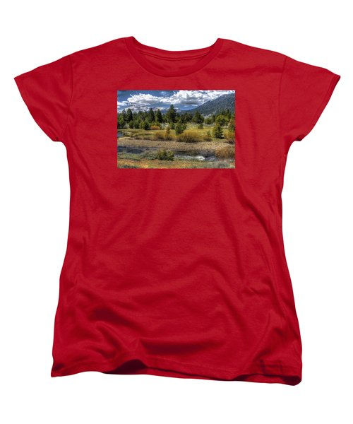 Hope Valley Wildlife Area Women's T-Shirt (Standard Cut)