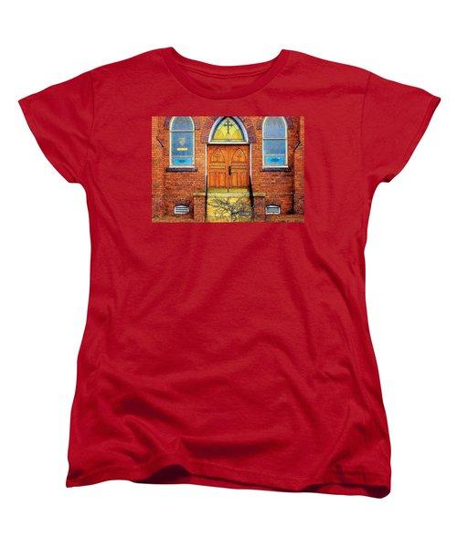 House Of God Women's T-Shirt (Standard Cut)