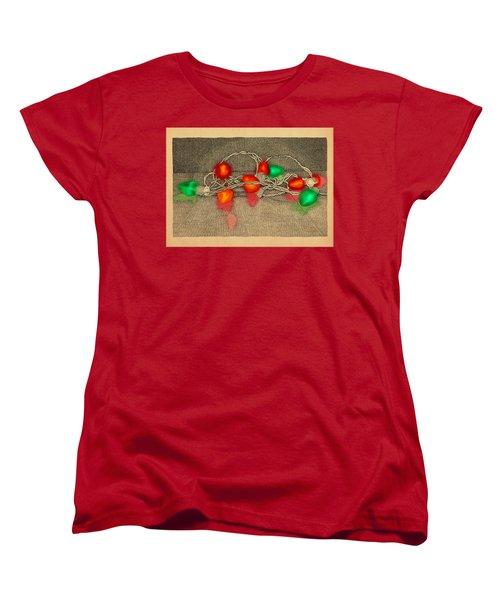 Illumination Variation #4 Women's T-Shirt (Standard Cut) by Meg Shearer