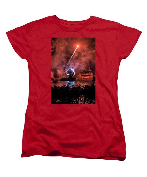 Illuminations Women's T-Shirt (Standard Cut)