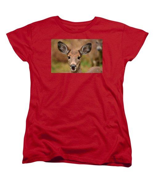 I'm Never Alone Women's T-Shirt (Standard Cut)
