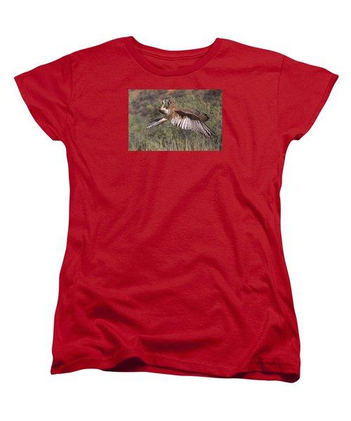 In Flight Meals Women's T-Shirt (Standard Cut) by Venetia Featherstone-Witty