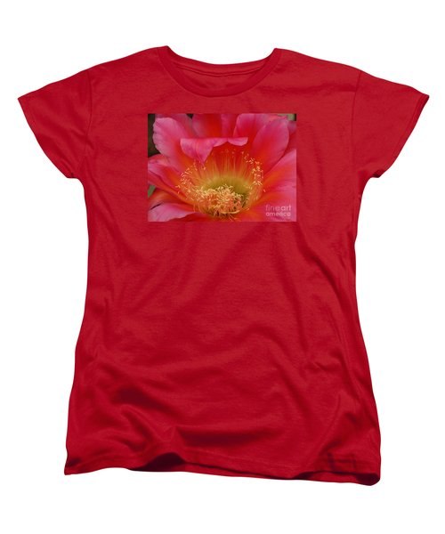 In The Pink Women's T-Shirt (Standard Cut) by Vivian Christopher