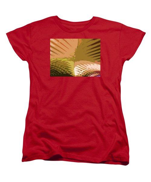 Intersection Women's T-Shirt (Standard Cut) by Julio Lopez