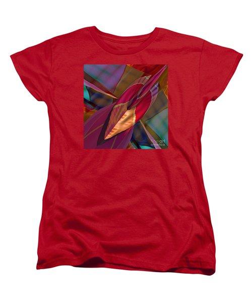 Into The Soul Women's T-Shirt (Standard Cut) by Deborah Benoit