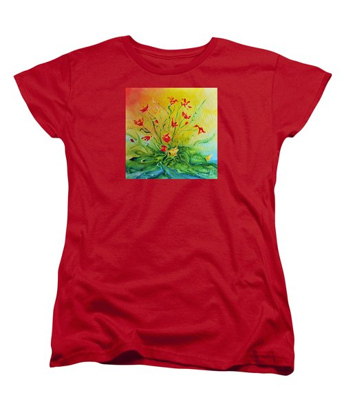 Just For You Women's T-Shirt (Standard Cut) by Teresa Wegrzyn