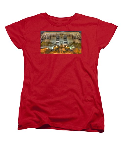 Kyle Field Women's T-Shirt (Standard Cut) by David Morefield