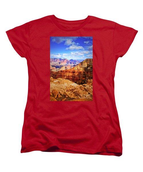 Layers Of The Canyon Women's T-Shirt (Standard Cut)