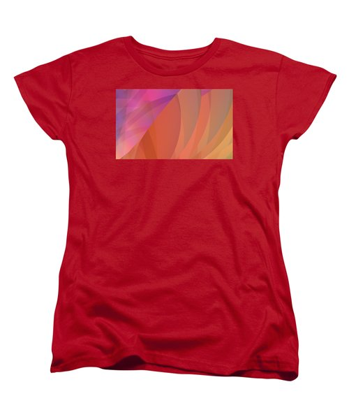 Lighthearted Women's T-Shirt (Standard Cut) by Judi Suni Hall