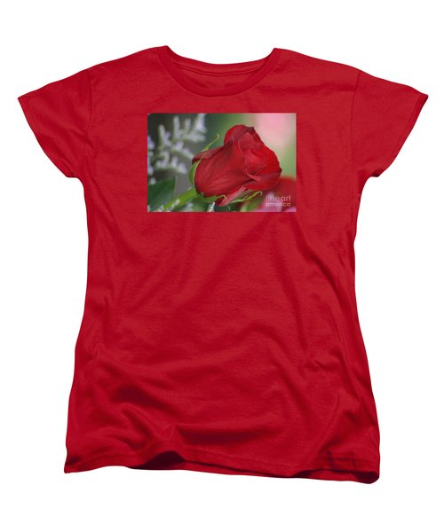 Love Is Forever Women's T-Shirt (Standard Cut) by Living Color Photography Lorraine Lynch
