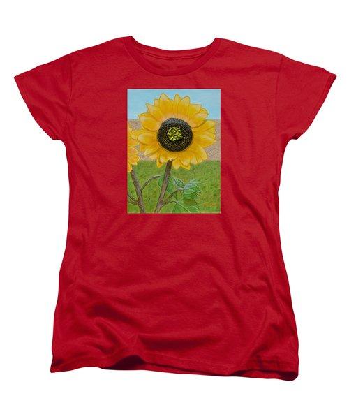 Mandy's Dazzling Diva Women's T-Shirt (Standard Cut) by Donna  Manaraze