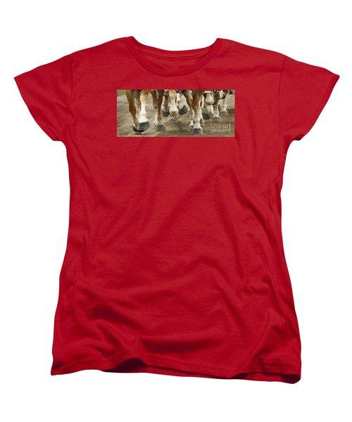 Match 'em Up Women's T-Shirt (Standard Cut)