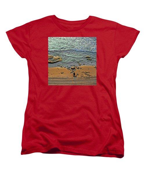 Meditation Women's T-Shirt (Standard Cut)