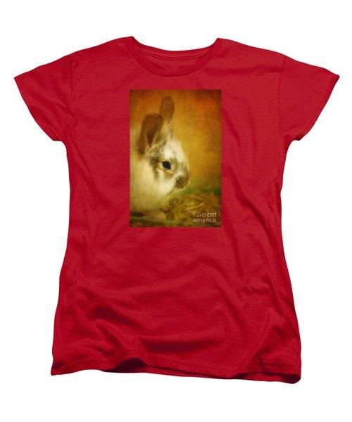 Memories Of Watership Down Women's T-Shirt (Standard Cut) by Lois Bryan