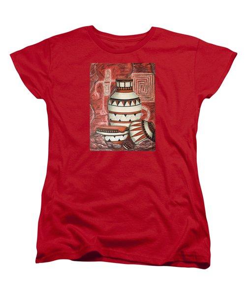 Messages Women's T-Shirt (Standard Cut) by Kim Jones