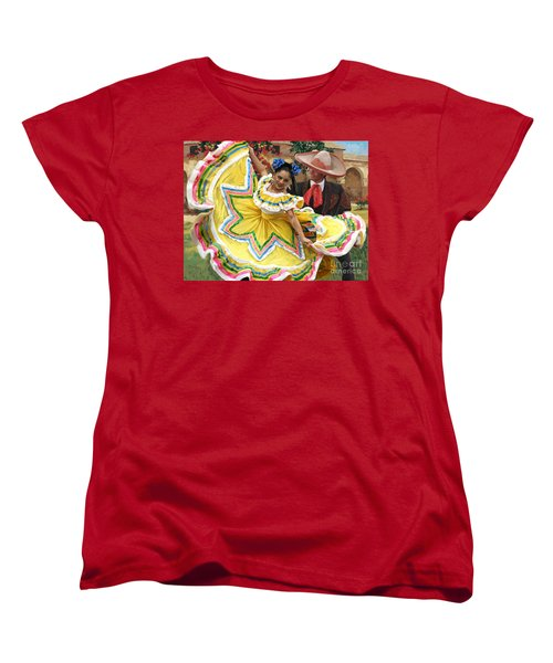 Mexicanhatdance Women's T-Shirt (Standard Cut)