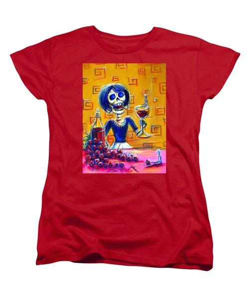 Mi Cabernet Women's T-Shirt (Standard Cut)