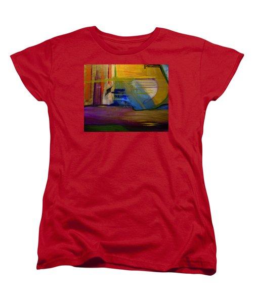 Millenium Park Women's T-Shirt (Standard Cut) by Dick Bourgault