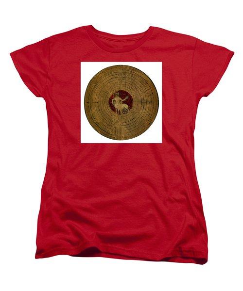 Minotaur, Legendary Creature Women's T-Shirt (Standard Cut) by Photo Researchers