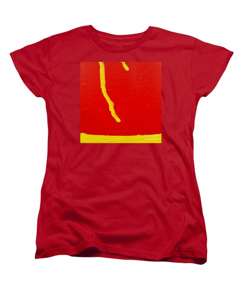 Women's T-Shirt (Standard Cut) featuring the photograph Missile Command by CML Brown