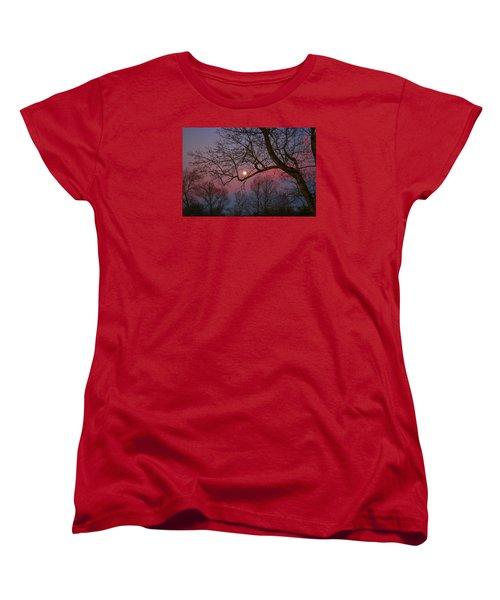 Moonrise Women's T-Shirt (Standard Cut)