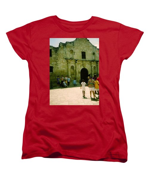 Mother And Family Women's T-Shirt (Standard Cut) by Amazing Photographs AKA Christian Wilson