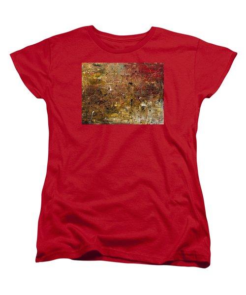 Mother Lode Women's T-Shirt (Standard Cut) by Carmen Guedez