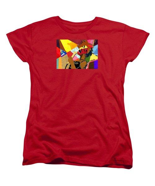 My Favorite Things Women's T-Shirt (Standard Cut) by Everett Spruill
