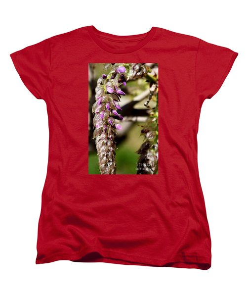 Nature Is Amazing Women's T-Shirt (Standard Cut) by Eunice Miller