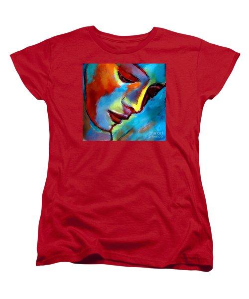 Near To The Heart Women's T-Shirt (Standard Cut)