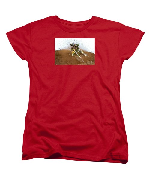 No. 23 Women's T-Shirt (Standard Cut) by Jerry Fornarotto