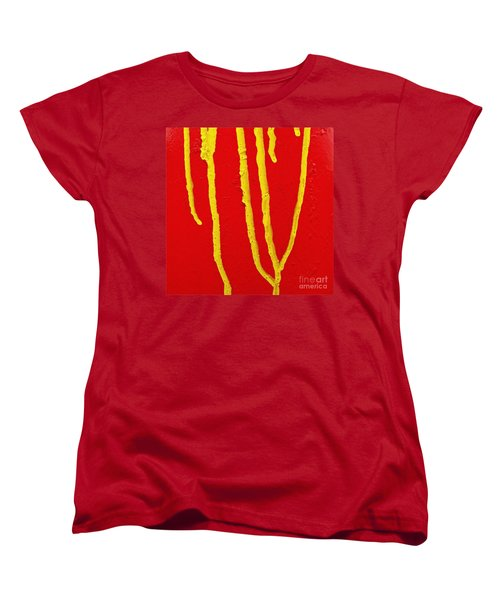 Women's T-Shirt (Standard Cut) featuring the photograph Ocular Memory by CML Brown
