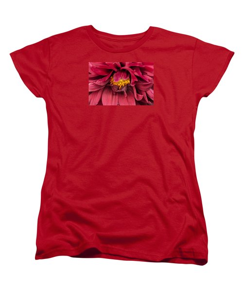 On Fire Women's T-Shirt (Standard Cut) by Edgar Laureano
