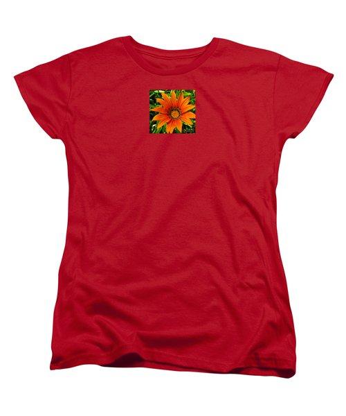 Orange Sunshine Women's T-Shirt (Standard Cut)