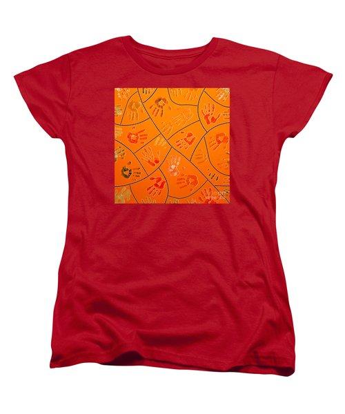 Original Art 3 Women's T-Shirt (Standard Cut) by Mariusz Czajkowski