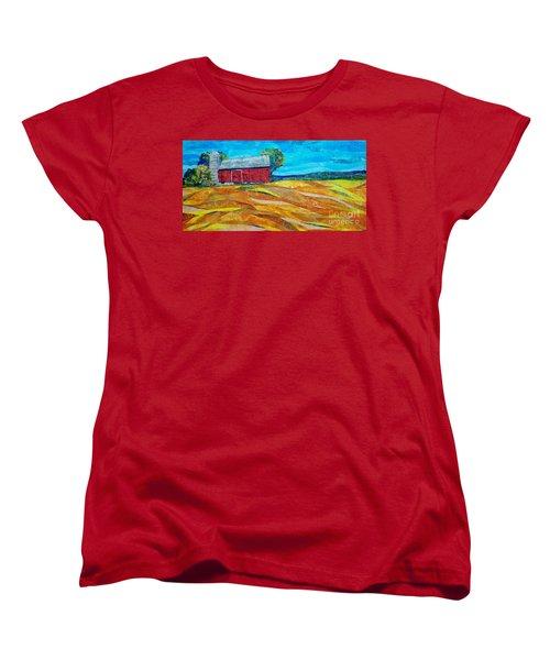 Our Daily Bread Women's T-Shirt (Standard Cut)