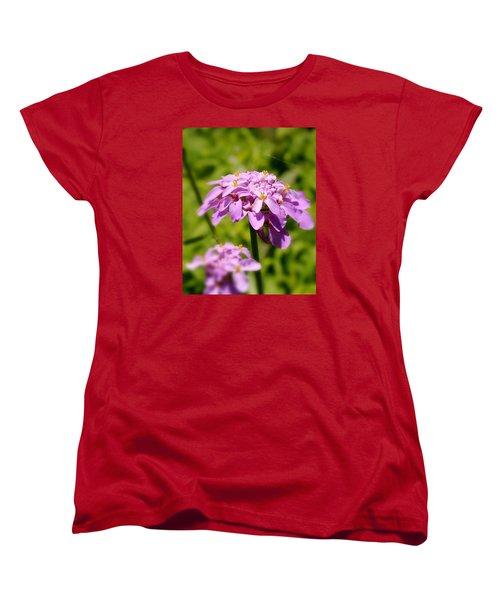 Petite Parasol Women's T-Shirt (Standard Cut) by Elizabeth Sullivan