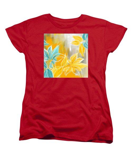 Pure Radiance Women's T-Shirt (Standard Cut) by Lourry Legarde
