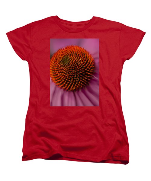Purple Coneflower Women's T-Shirt (Standard Cut)