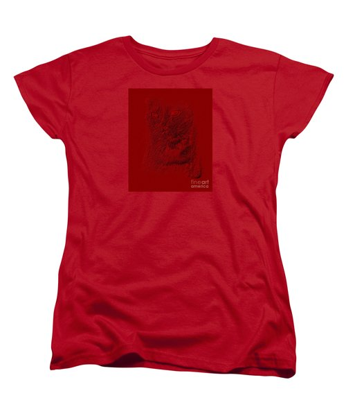 Red Cat Collection. Special... Women's T-Shirt (Standard Cut)