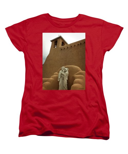 Righteous And Mercy Women's T-Shirt (Standard Cut) by Lucinda Walter