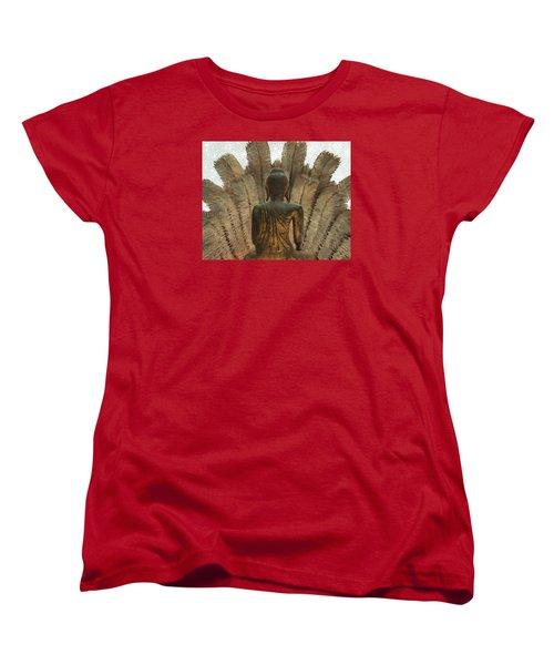 Satori Women's T-Shirt (Standard Cut) by Paul Ashby