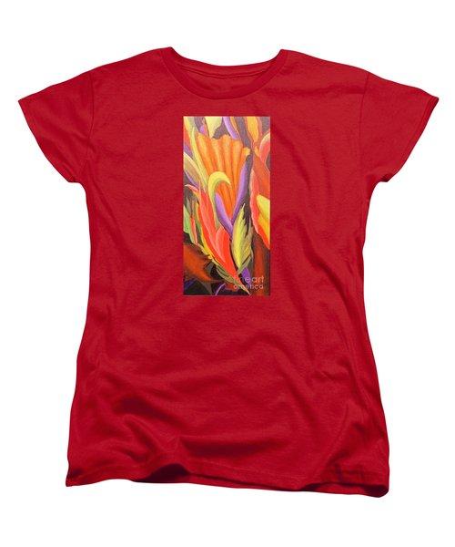 Secret Place Women's T-Shirt (Standard Cut) by Glory Wood