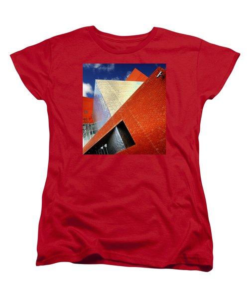 Sharps Women's T-Shirt (Standard Cut) by Wayne Sherriff